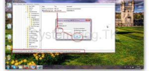 Изменить картинку приветствия Windows 7 без специальных программ