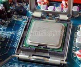 Как установить процессор на компьютер