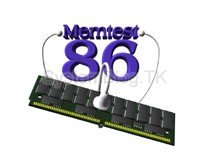 Проверка оперативной памяти Windows XP программой MemTest86