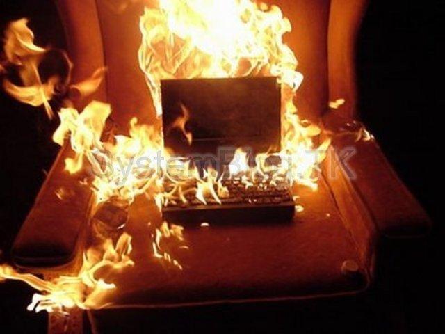 Возможные причины, почему ноутбук сильно нагревается