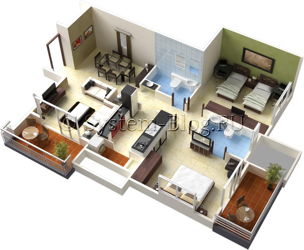 Программа дизайн квартиры на пк