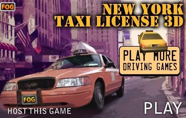 Флэш-игры о такси – что, зачем и с чем это едят?