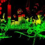 Скачать NeonVisual и увидеть звук на эквалайзере