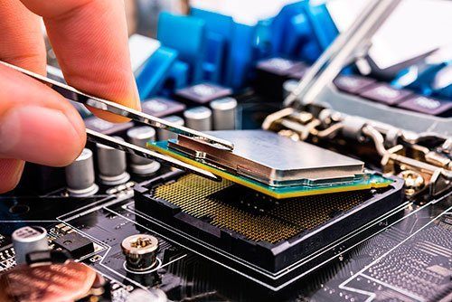 Починка компьютеров без рисков и с предоставлением гарантий