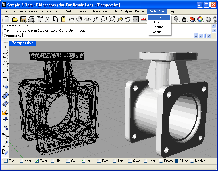 3D моделирование с Rhinoceros 6