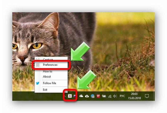 Настройки программы Easy Screen OCR