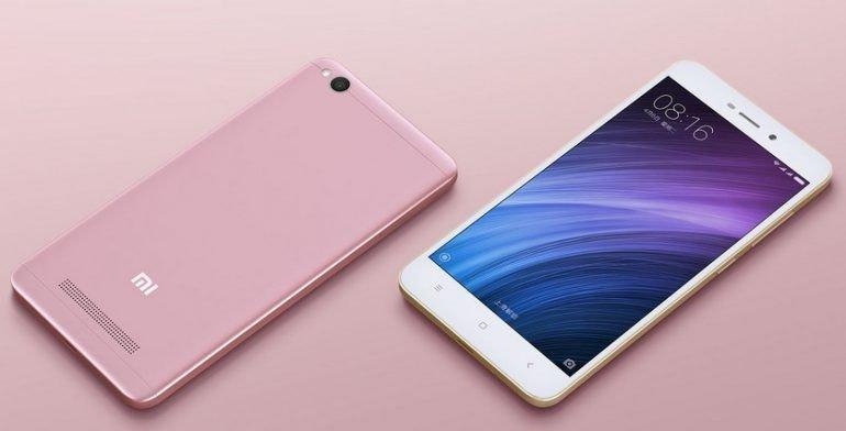 Обзор и характеристики смартфона Xiaomi Redmi 4A