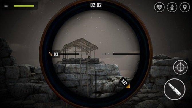 Игры о снайперах для андроид