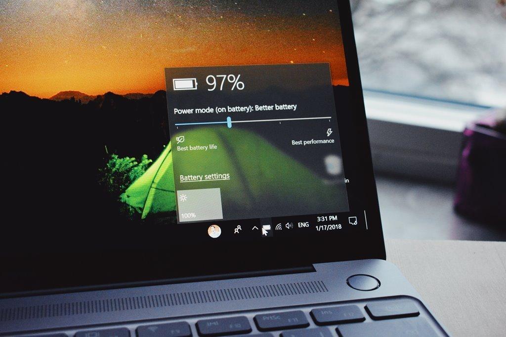 Эффективная экономия заряда батареи ноутбука