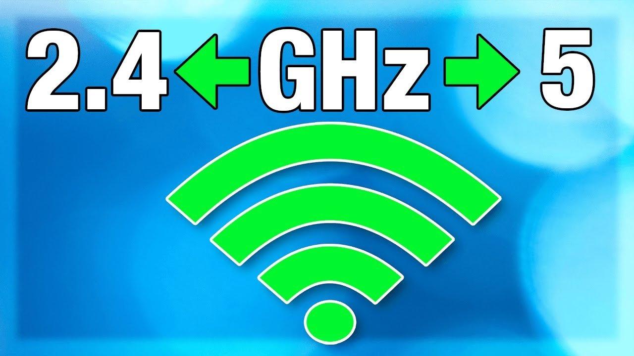 Wi-Fi 2.5 ГГц и 5 ГГц: в чем разница и что выбрать