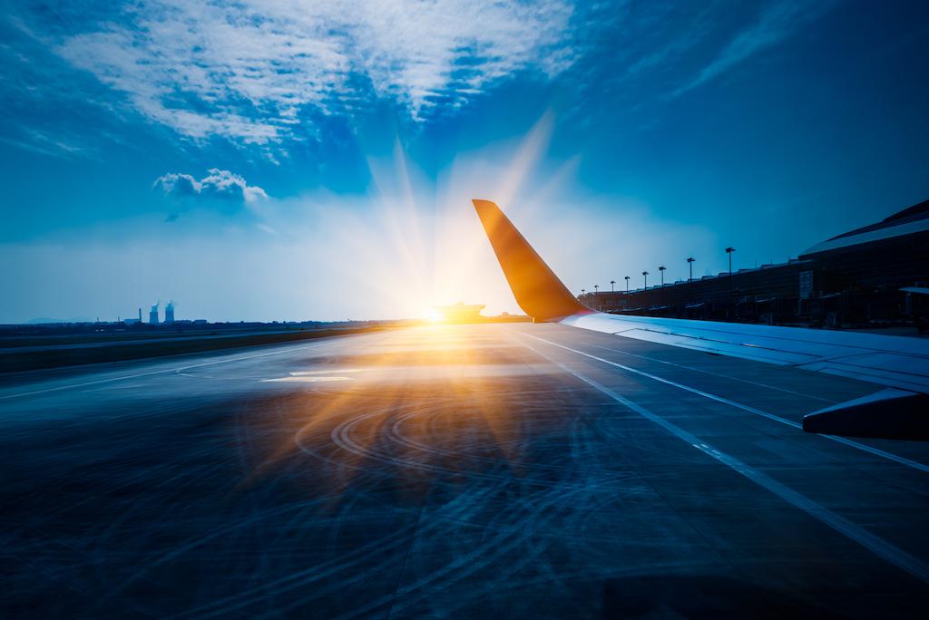 Как защитить данные во время полёта